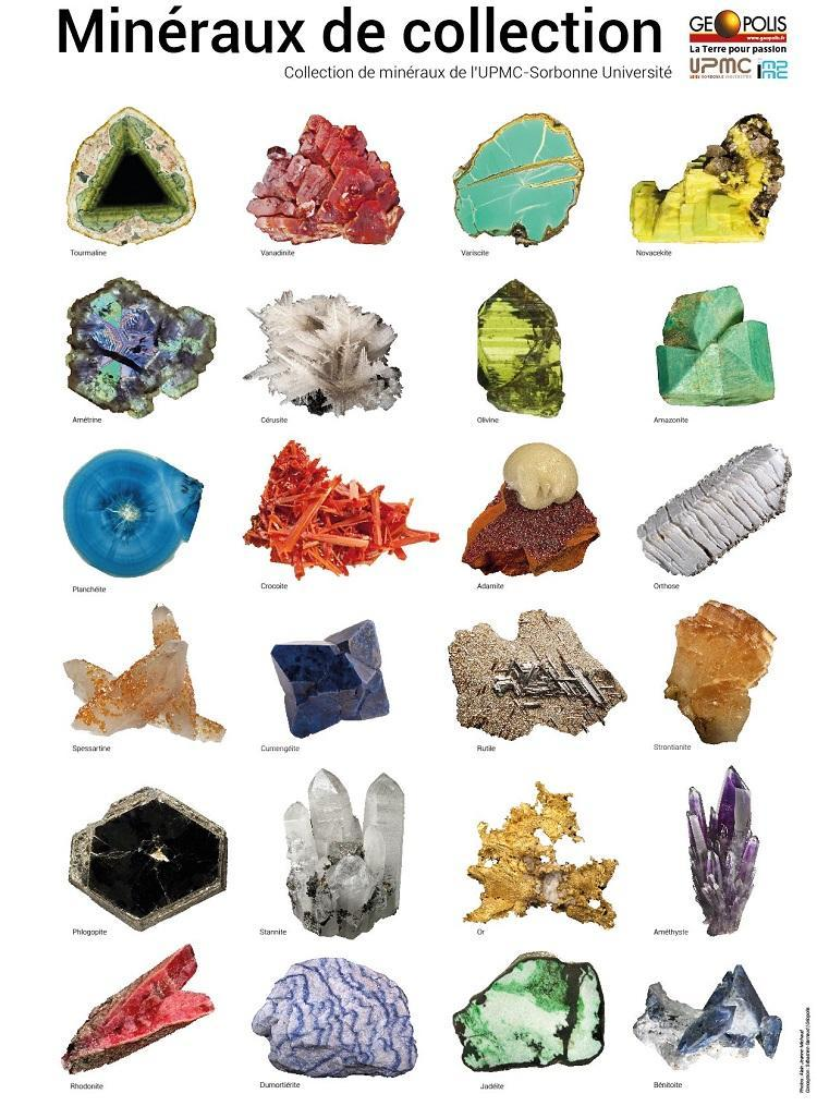 poster mineraux collectionner 2017 portraitb